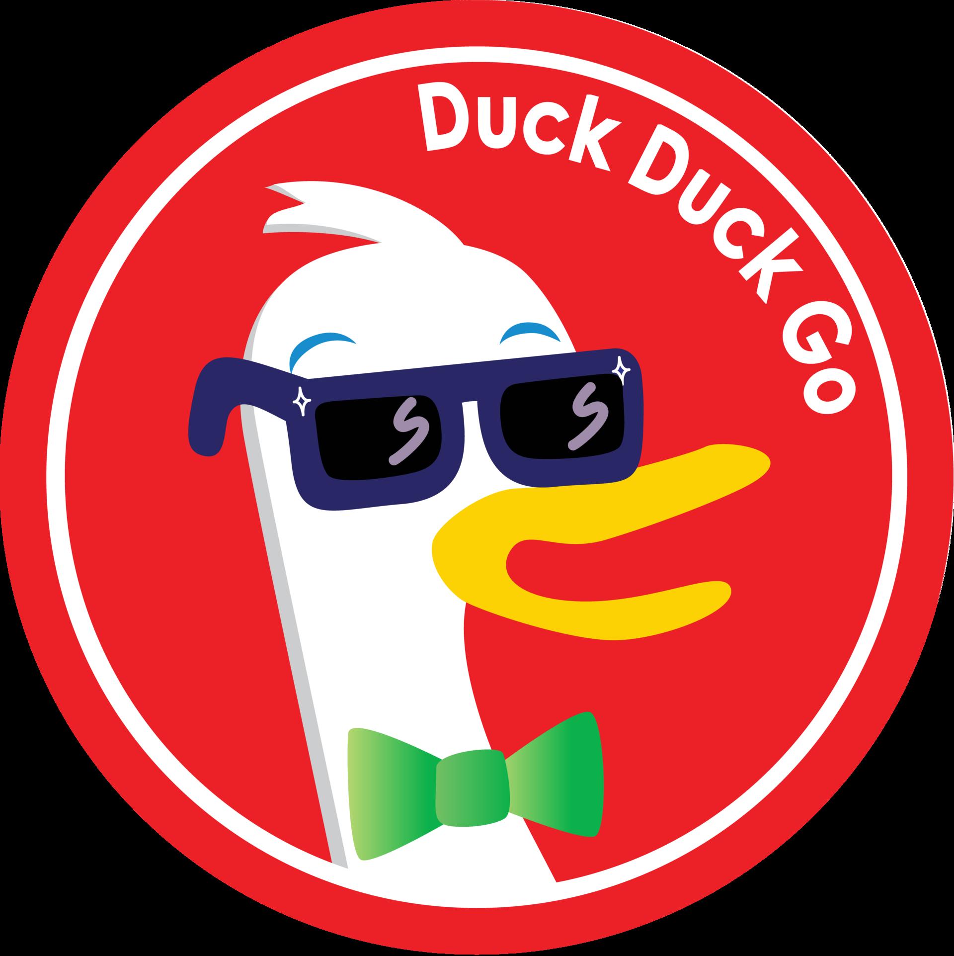 Marcadores Duck Duck Go