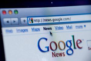 Google News en España