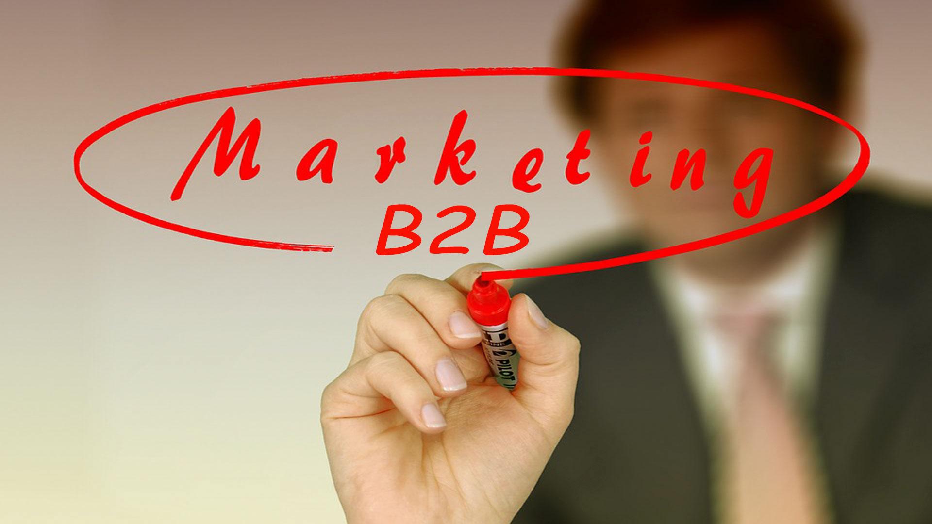 Como hacer Marketing B2B