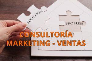 consultoría de marketing y ventas