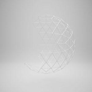 esfera semi d