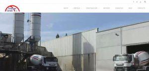 web corporativa de bloques cando diseñada por xeral.net en Lugo