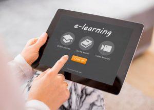 páginas web de e-learning y educación