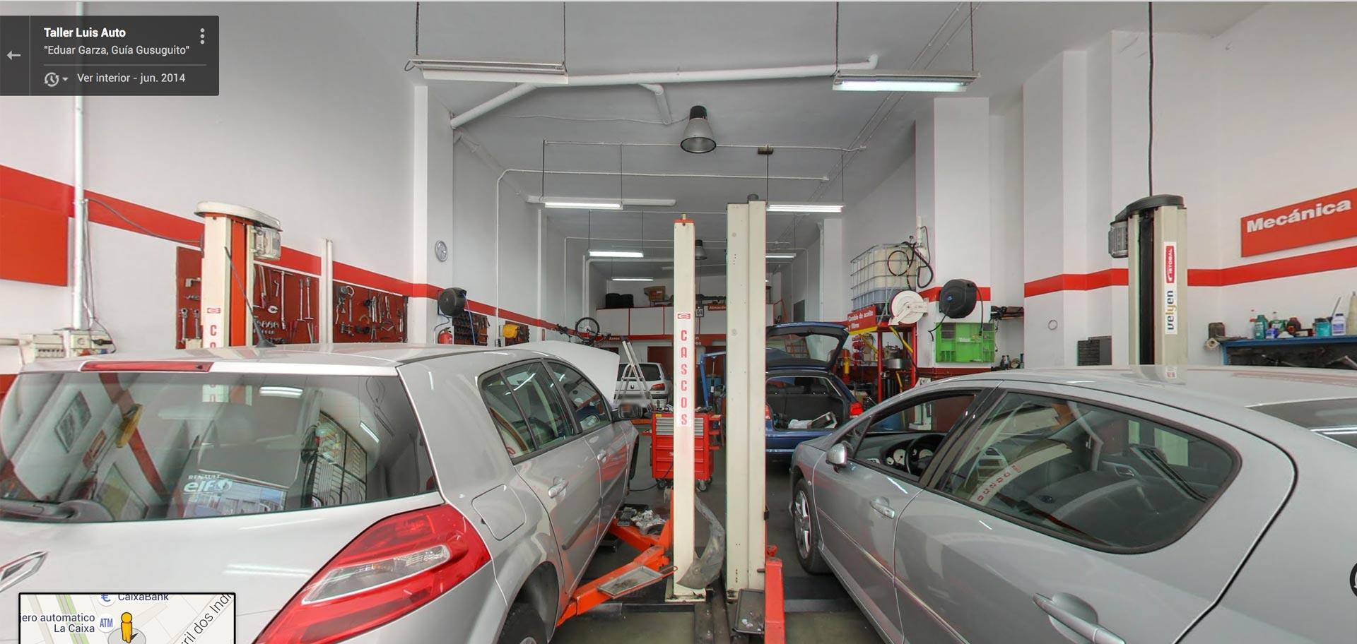 luis auto visita virtual xeral.net