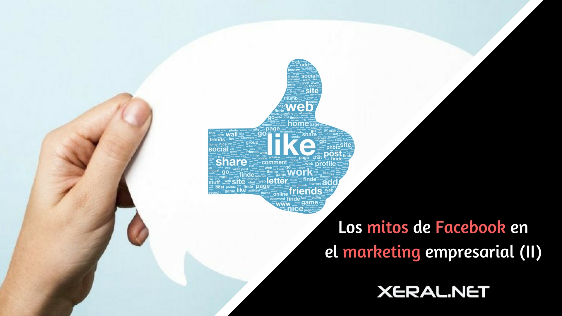 mitos de facebook en el marketing empresarial xeral.net